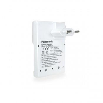 Panasonic Eneloop 2 Hour Quick Charger & Rechargeable battery 4ps