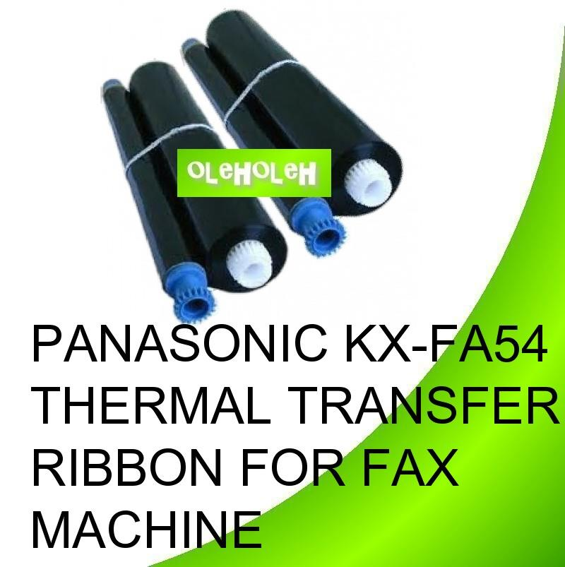 PANASONIC KX-FA54 Thermal Transfer Ribbon for Fax Machine