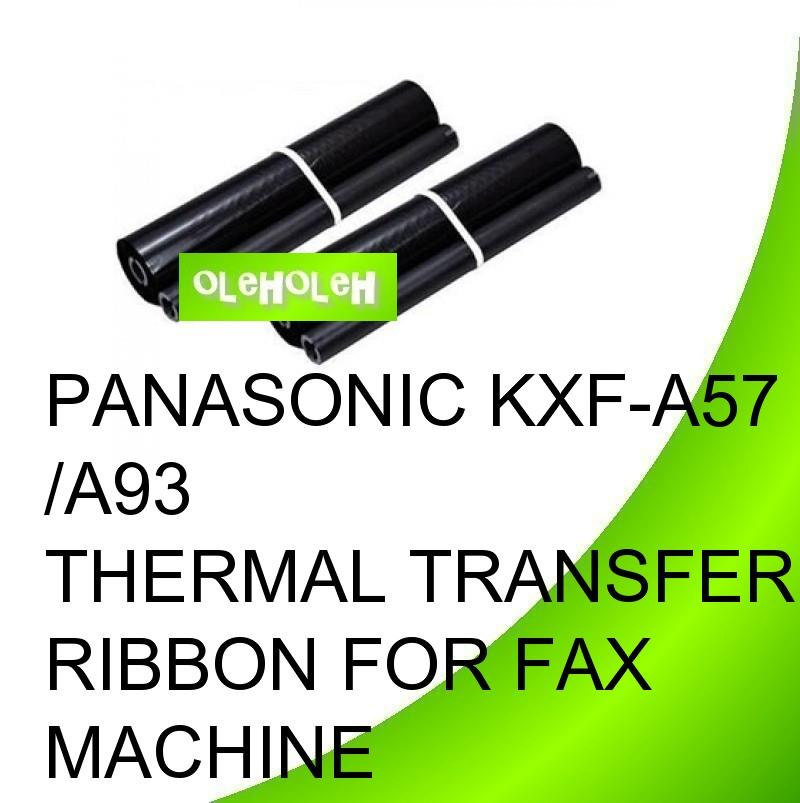 PANASONIC KXF-A57/A93 Thermal Transfer Ribbon for Fax Machine