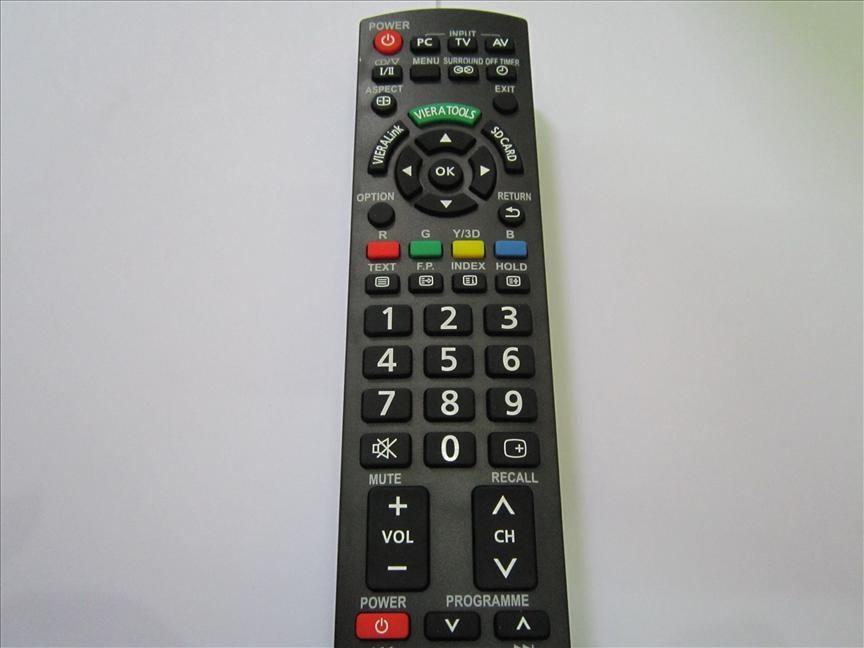 PANASONIC LCD/LED TV REMOTE CONTROL(COMPATIBLE) - Electronics