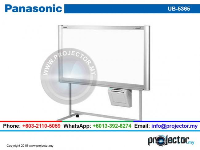PANASONIC UB-5365 ELECTRONIC WHITEBOARD