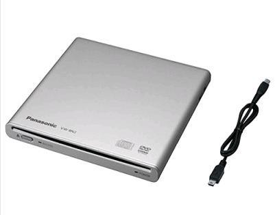 Panasonic VW-BN02 Portable DVD Burner