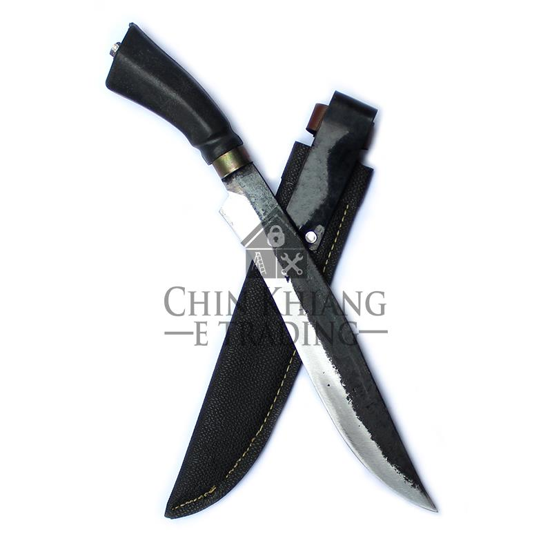 Parang Knife Slim Blade Camping Machete with Sheath 3 sizes