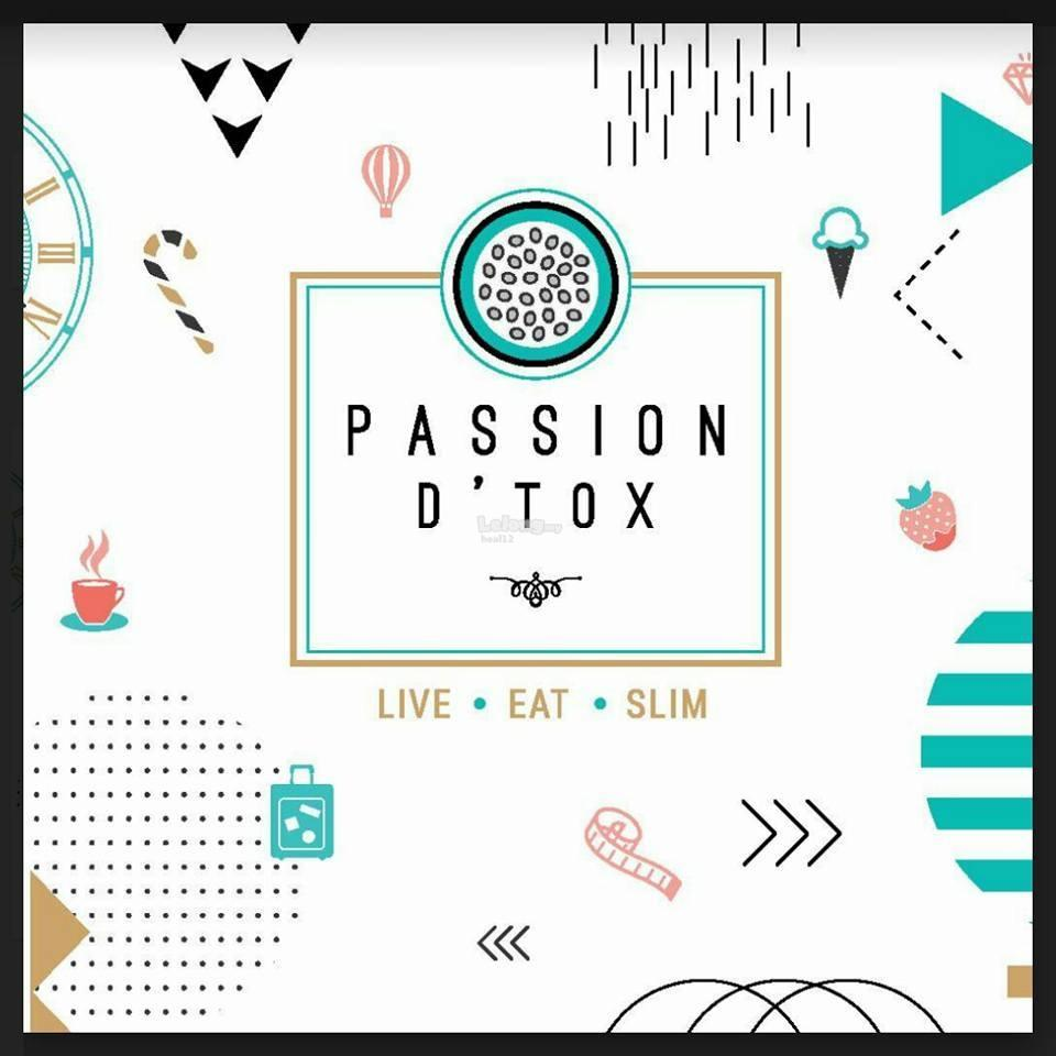 Passion D'tox (PDX) new packing 2pack=one month supply