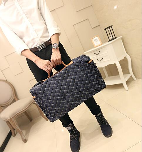 New pattern leisure Korean version of male travel bag
