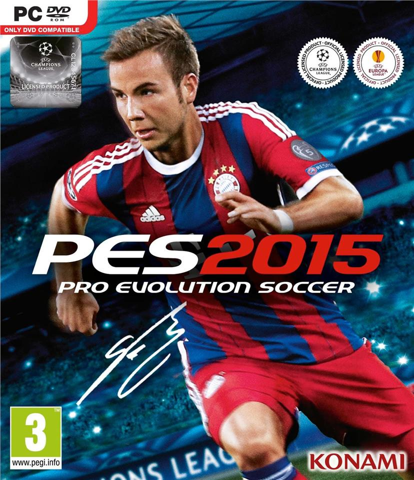 Pc Pro Evolution Soccer 2015