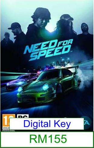 PC Need For Speed ★Brand New & Sealed★