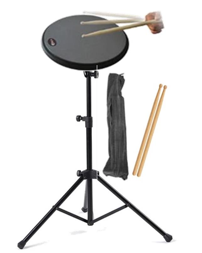 PDH 8 Inch Drum Practice Pad With Stand And Drum Stick