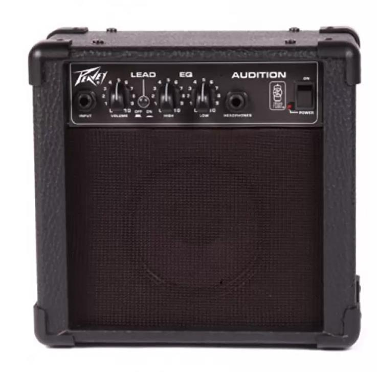 Peavey USA Audition Electric Guitar Practice Amplifier