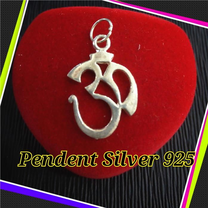 Pendent Silver 925#19