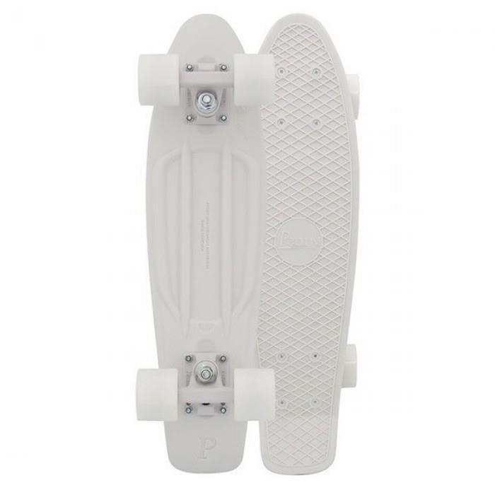 "PENNY AUSTRALIA WHITE LIGHTNING 22"" CRUISER BOARD"