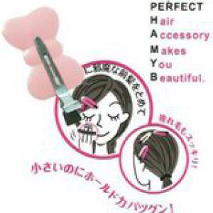 Perfect Without Living Marks Hair Clips (3pcs)