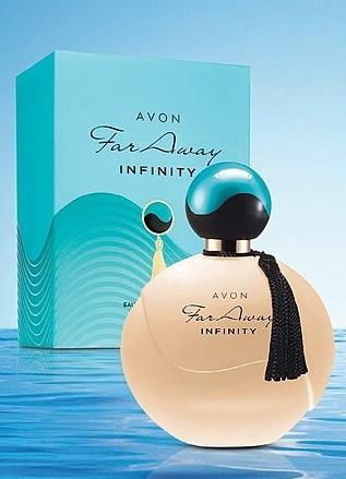 Perfume Spray Far Away Infinity (AVON)