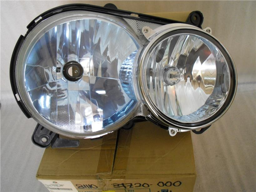 PERODUA KENARI YEAR 03 GENUINE PARTS HEADLAMP RH OR LH