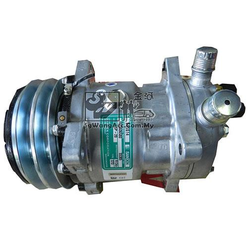 Perodua Viva - Car Air Cond Compressor (Genuine Sanden)