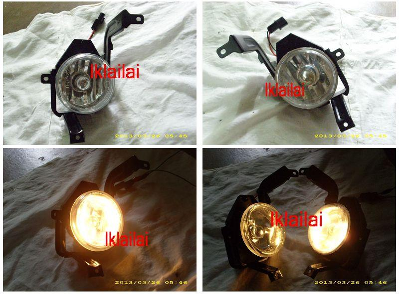 Persona Elegance 2011 Fog Lamp with Bracket