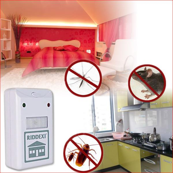 *Pest Reject ^Mosquito Cockroach Insect Repeller Built in Night Light