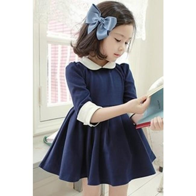 Peter Pan Collar Simple Kid D (end 6/26/2015 7:35 PM - MYT )