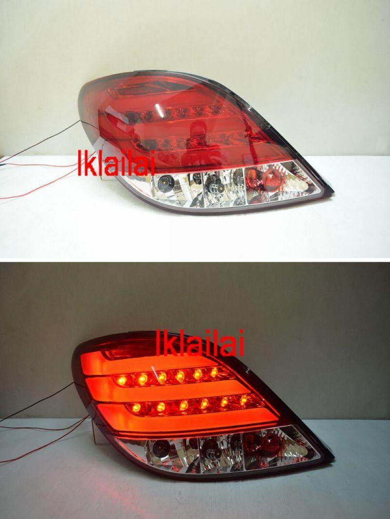 PEUGEOT 207 06-09 LED Light Bar Tail Lamp