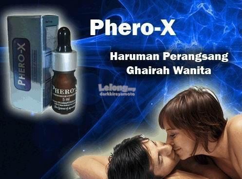 Phero-X 25X Made in Russia 5ml