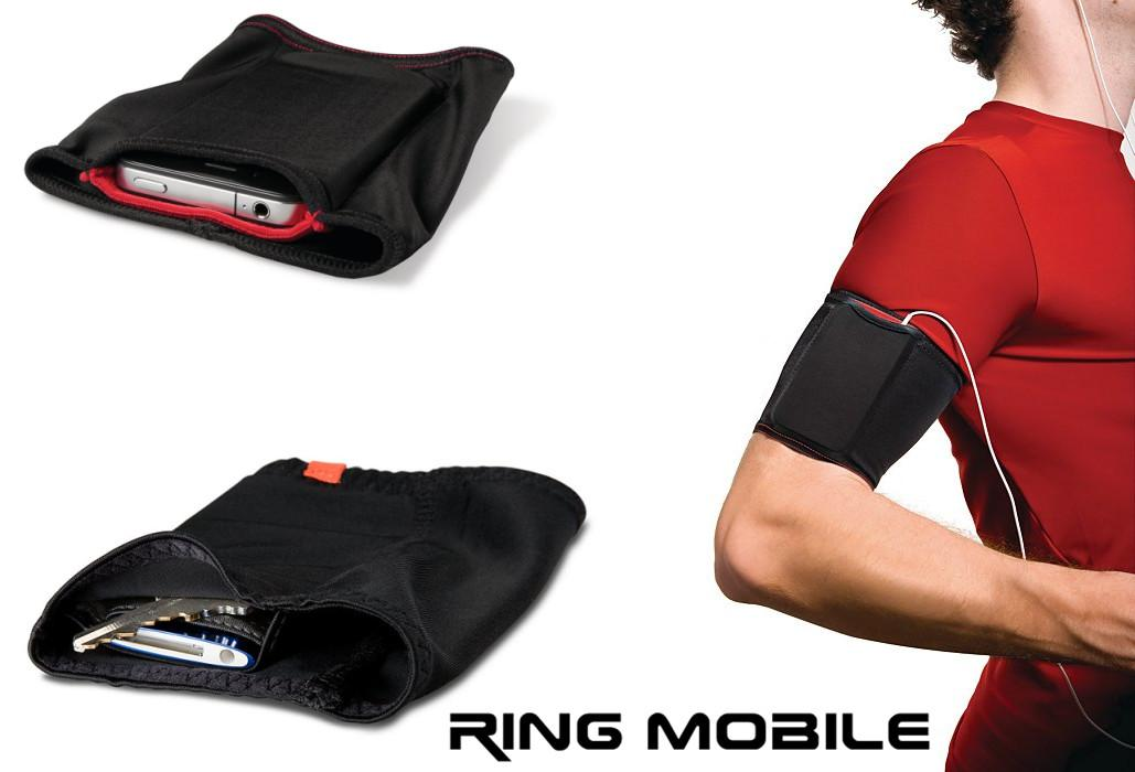 Philips Action Fit Sport Sleeve for MP3 / Mobile Phone - S / M - rmtle