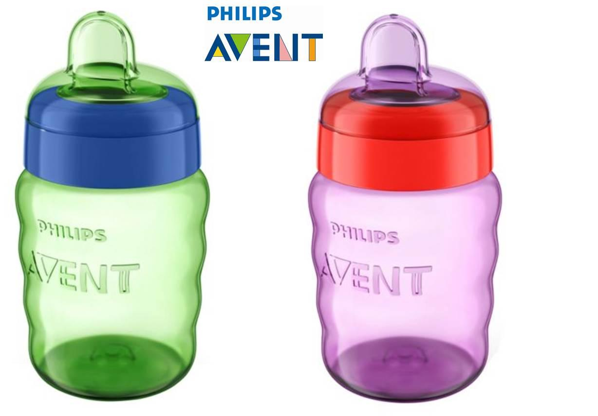 Philips Avent Easy Sip Spout Cup 12 Months 260m Lelong Farlin Softfit Breast Shield 260ml