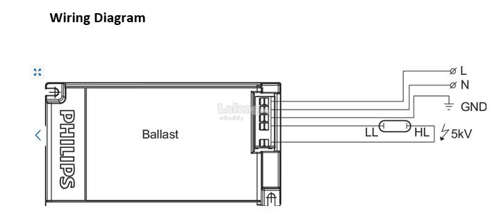 philips electronic ballast wiring diagram efcaviation
