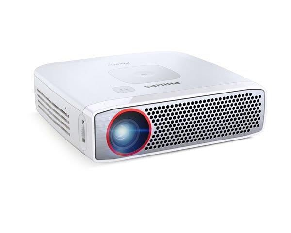 Philips PicoPix Pocket Projector PPX 4835