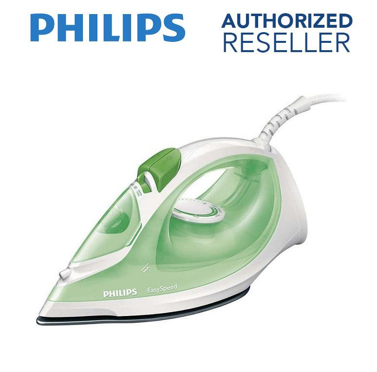 Philips Steam Iron GC1020 (1800 W) with 70g steam boost