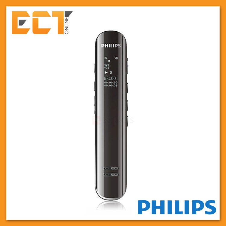 Philips VTR5200 Professional Digital Audio Recorder High Sensitive Voice Trace