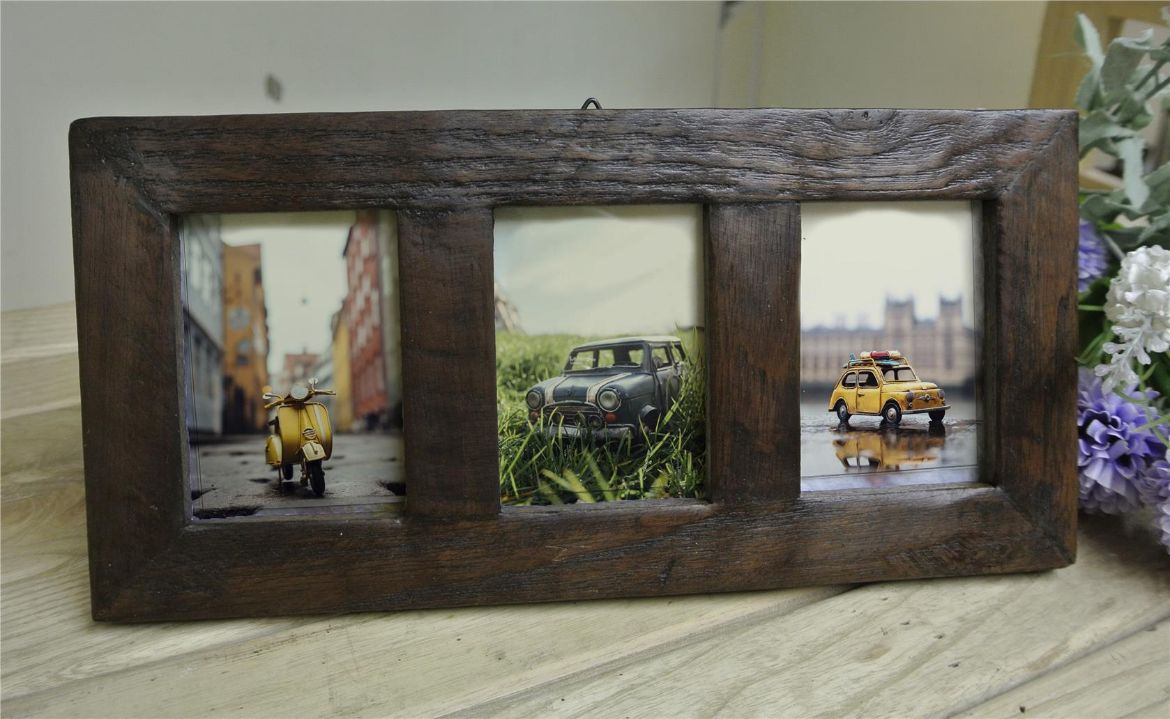 Photo Frame Wood 2x3' (3in1set)