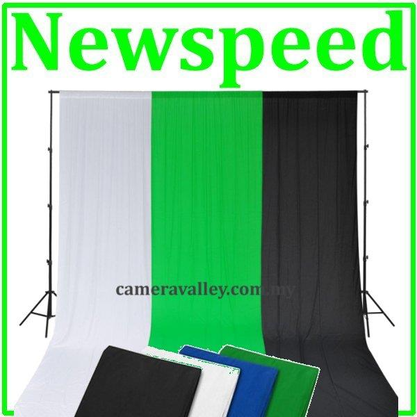 Photo Studio Backdrop Background Cloth Photography Cloth 3x6M