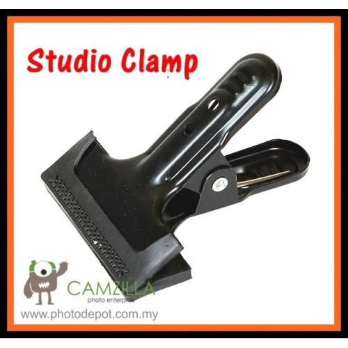 Photography Photo Studio Muslin Background Metal Spring Clamp