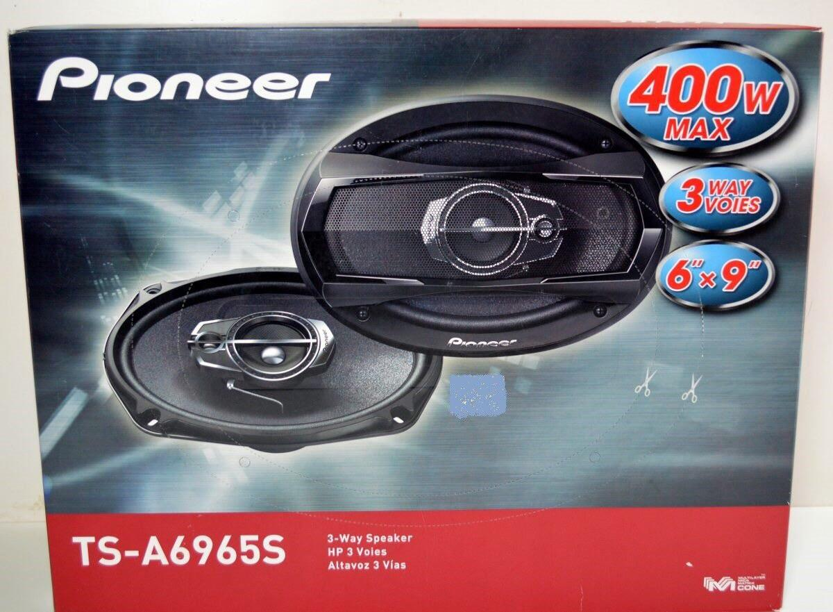 Pioneer car audio package RM799
