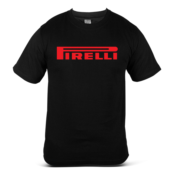 PIRELLI Car Motorcycle Bike Racing Sport Tyre Tire Unisex T-Shirt