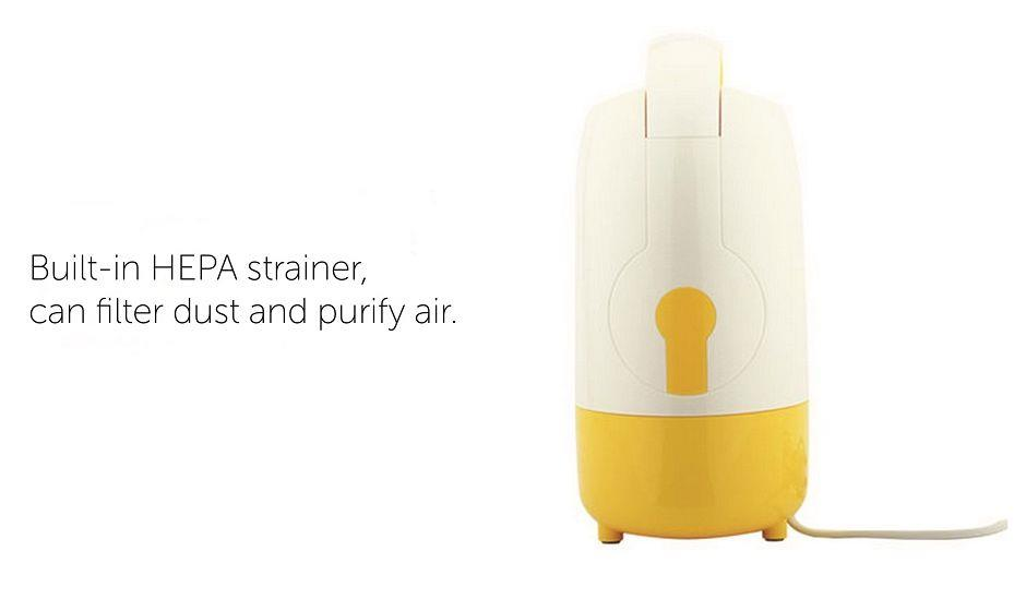 Pisen Air Purified Humidifier - Desktop