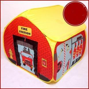 Play Tent - Fire Station