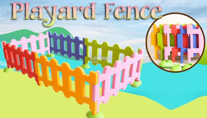 PLAYARD FENCE (6 PCS SET)