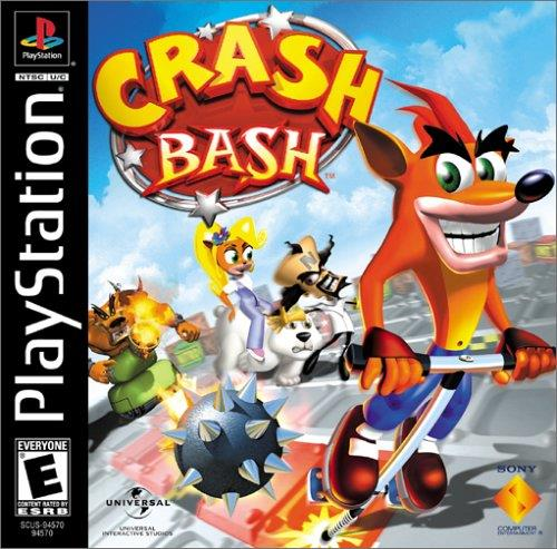 Playstation 1 Crash Bash English PC Vers