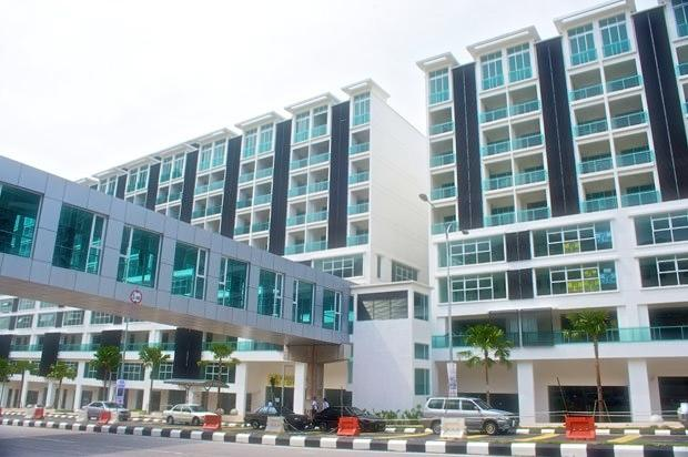 Plaza Damas 3 Serivice Apartment, Sri Hartamas, Good Investment