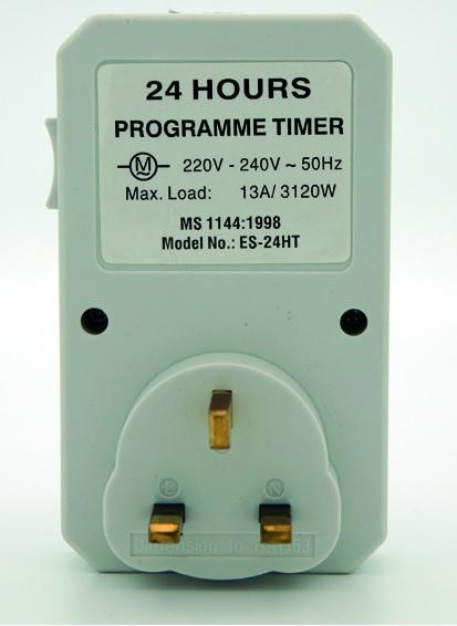 Plug-In Programmable Timer