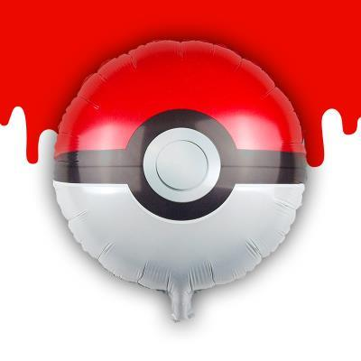 POKEMON GO FUN THEME EVENT PARTY FOIL BALLOON