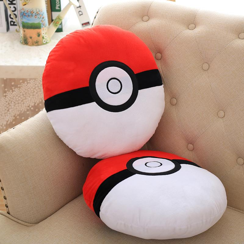 POKEMON Plush Cushion Pillow 38cm
