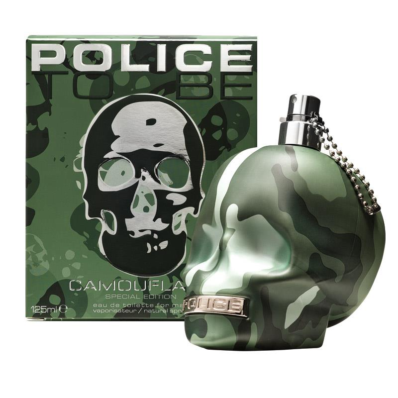 POLICE TO BE CAMOUFLAGE (125 ml / 4.2 FL. OZ)