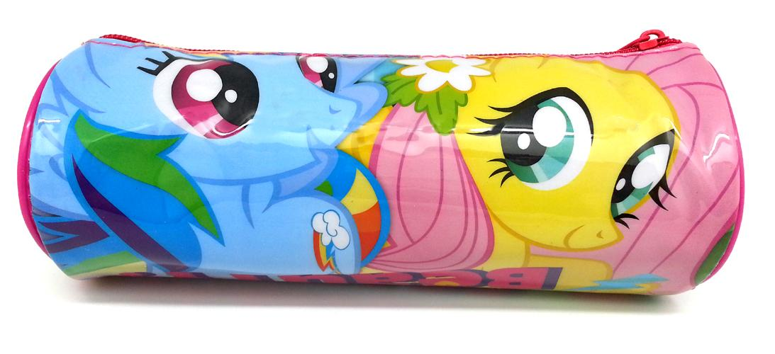MY LITTLE PONY FRIENDS Round PENCIL BAG