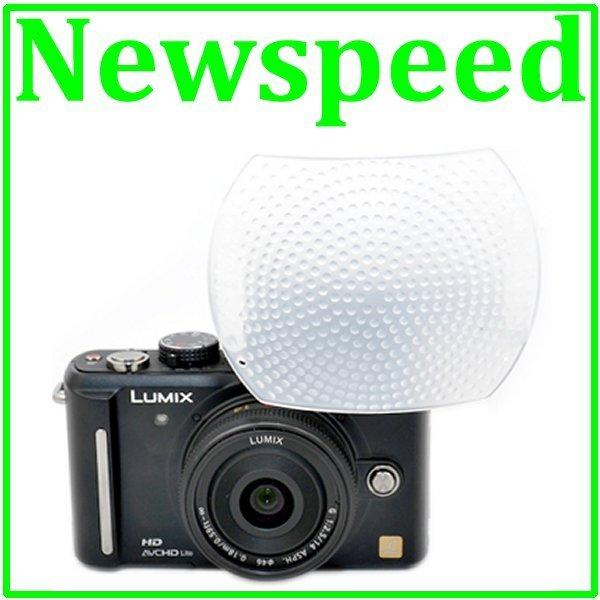 Pop Up Flash Diffuser for Panasonic Olympus DSLR Camera
