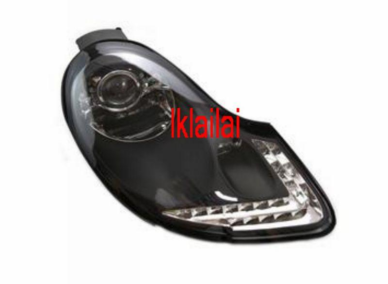 Porsche Boxster 986 996 '97 Projector Head Lamp LED Signal + DRL