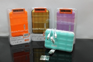 Power Bank 3000mAh 5000mAh 10400mAh 13000mAh