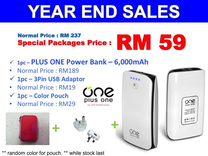 Power Bank - 6,000mAh Offer Offer Sales Sales