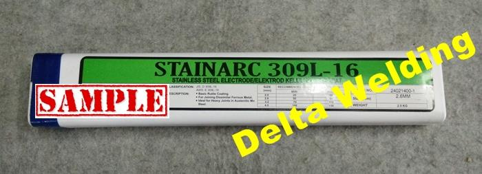 Powerweld welding Malaysia   electrode ( Stainarc 309L ) 3.2mm